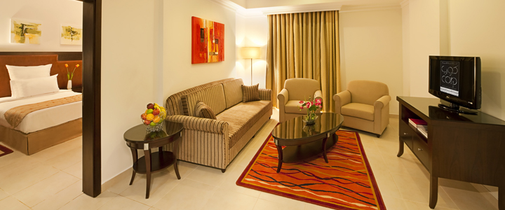Welcome corp executive hotel apartments doha suites qatar